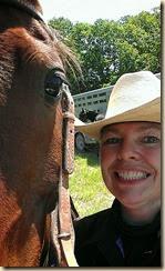 Western selfie
