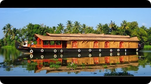 honeymoon in asia-kerala