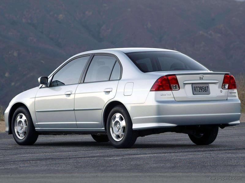 2005 Honda Civic Natural Gas Specifications, Pictures, Prices