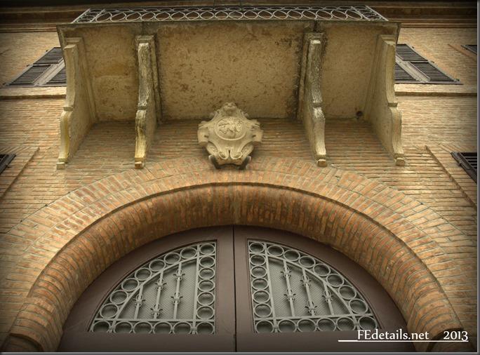 La Delizia Estense di Zenzalino, Copparo, Ferrara, photo2  - The Este Delight Zenzalino, Copparo, Ferrara , Italy