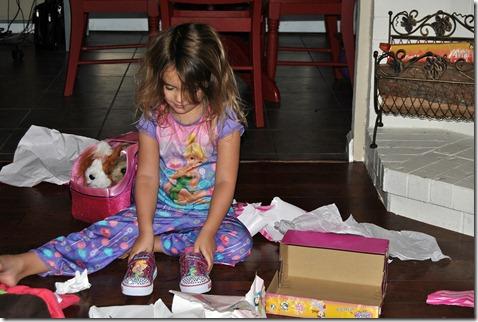 Hannah's 5th Birthday 042