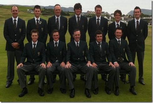 ireland team