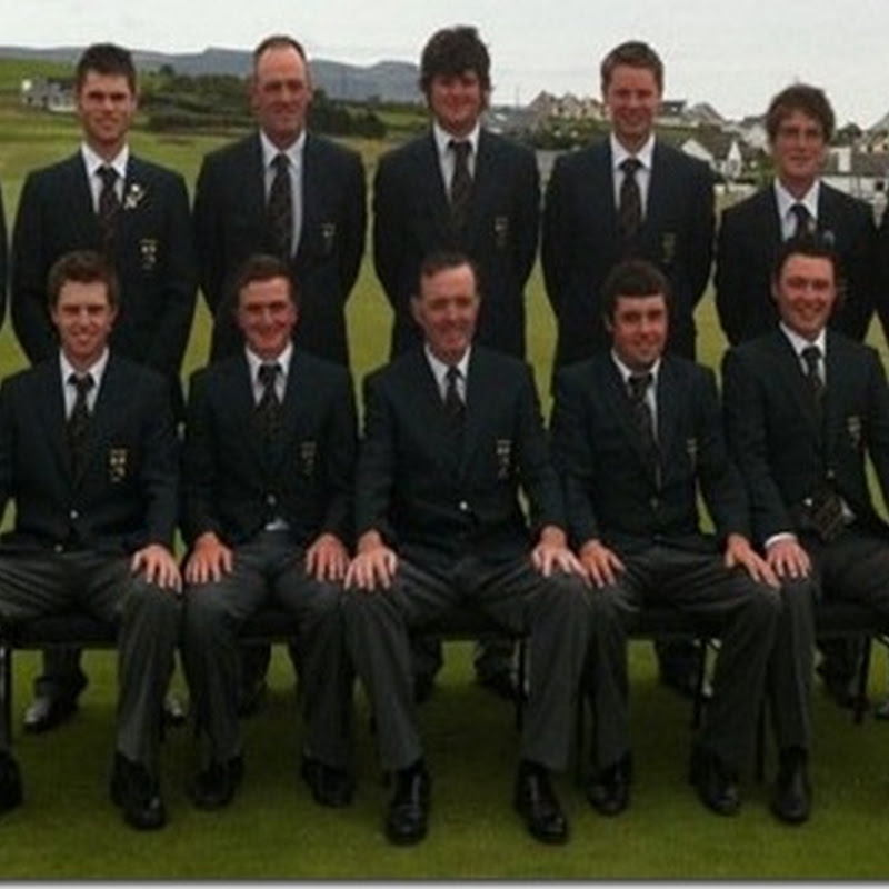 Good Luck Ireland in 2011 Home Internationals