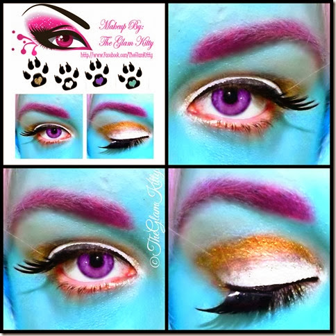 Abbey 13 Wishes Collage Glam