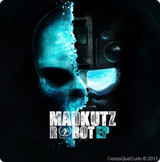 Madkutz - Robot (Frente)