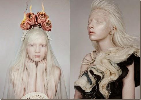 la albina mas bella del mundo 6