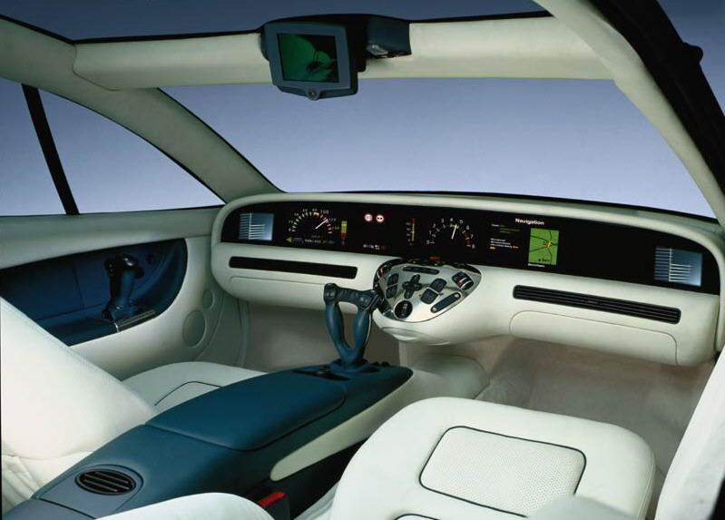 Can you drive a Car with a joystick?