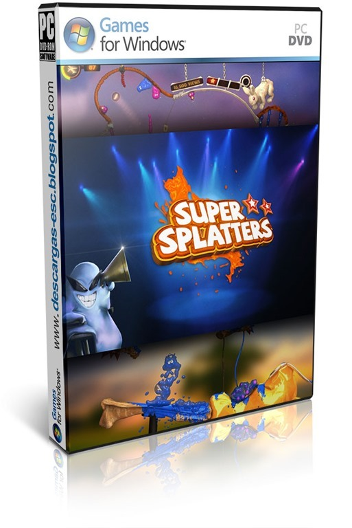 Super Splatters-descargas-esc.blogspot.com