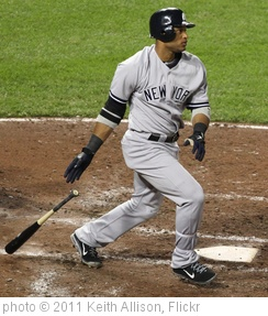 'New York Yankees second baseman Robinson Cano (24)' photo (c) 2011, Keith Allison - license: http://creativecommons.org/licenses/by-sa/2.0/