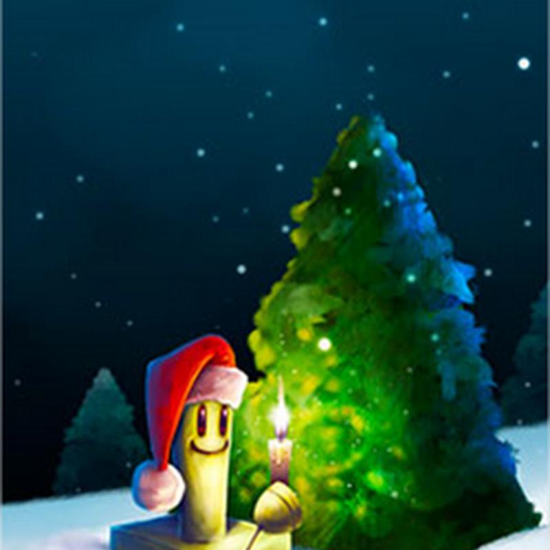 11 fondos de pantalla con temática navideña