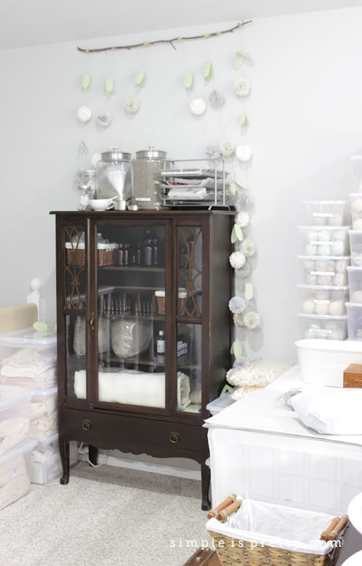 Simple is Pretty Shop Studio China Cabinet