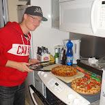 more pizzas at MattLAN 12 in Toronto, Ontario, Canada