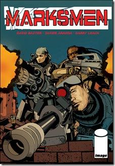 Marksmen#4_Cover