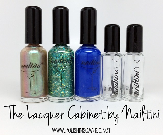The Lacquer Cabinet by Nailtini (August 2014)
