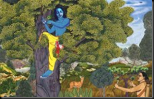 death of Krishna