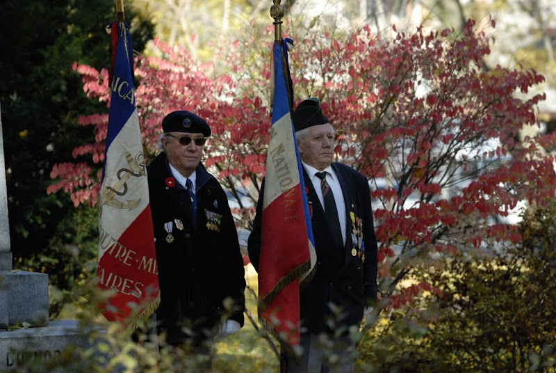 Commémoration du 11 Novembre 2011