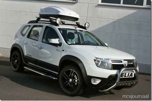 Dacia Duster Tuning by Elia 01