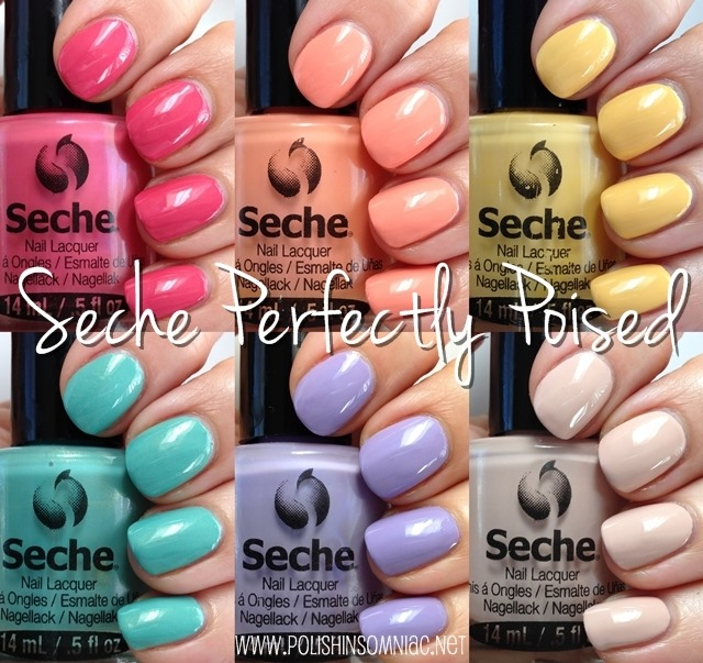 Seche Perfectly Poised Collection