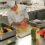 Where Fruits And Vegetables Become Art - Celebrity Summit