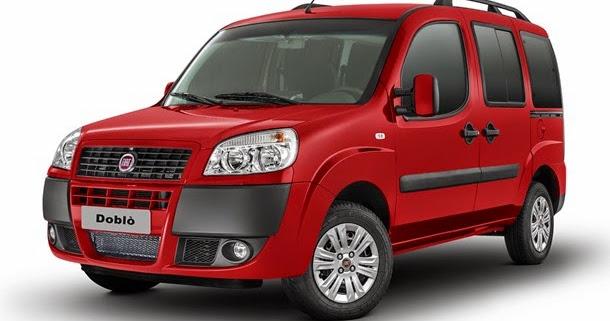 Fiat Doblò 2015 é lançado sem aumento nos preços