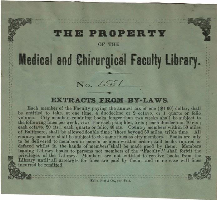 lending library rules