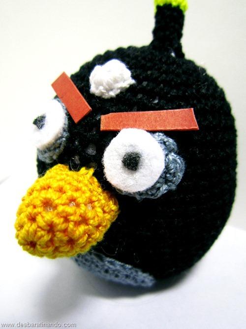 crochê angry birds desbaratinando (1)