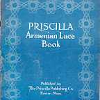 Priscilla Armenian Lace Book  1923
