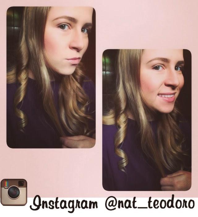 instagram cabelos