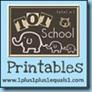 Tot School Printables 100