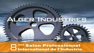 Quelque 200 exposants participeront au salon international «Alger industries 2014»