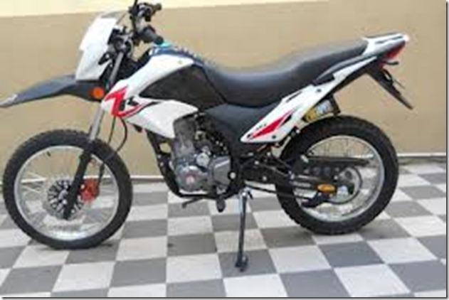 Zanella ZR 125
