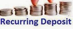 Recurring Deposit
