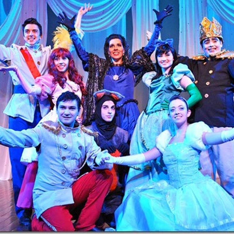 'Cinderela – O Musical' na Sala Acrísio de Camargo