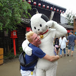 too heavy for matt in Nikko, Totigi (Tochigi) , Japan