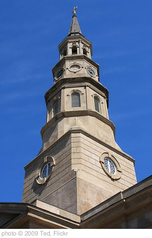 'St. Philips Church Steeple' photo (c) 2009, Ted - license: http://creativecommons.org/licenses/by-nd/2.0/
