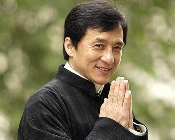 2- A família de Jackie Chan