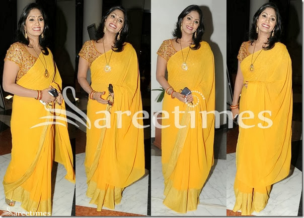Jhansi_Yellow_Georgette_Saree