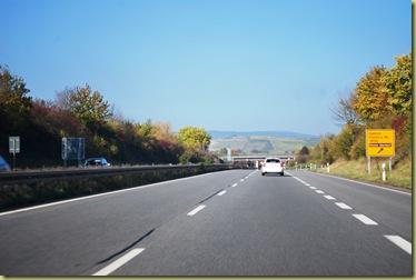 2011-10-23 Autobahn und Wein