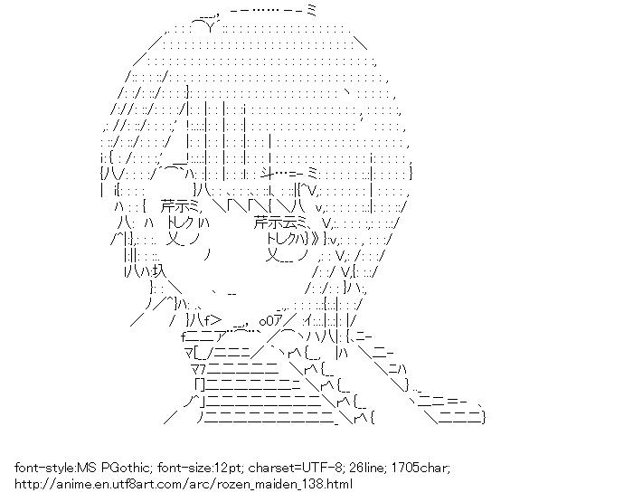 Rozen-maiden,Lapislazuri Stern