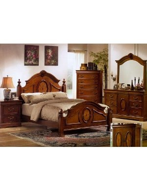 Richardson Queen Size Bedroom Six Piece Set Buy Best Price French Provincial Bedroom Furniture