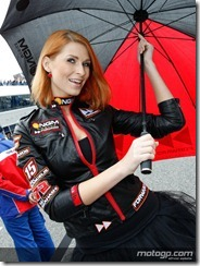Paddock Girls Gran Premio bwin de Espana  29 April  2012 Jerez  Spain (35)