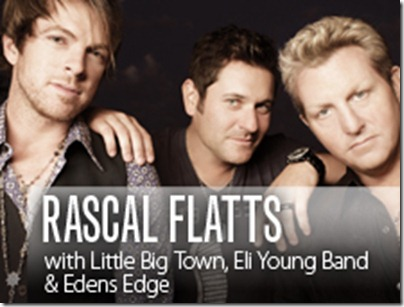 Rascal Flatts Kentucky State Fair