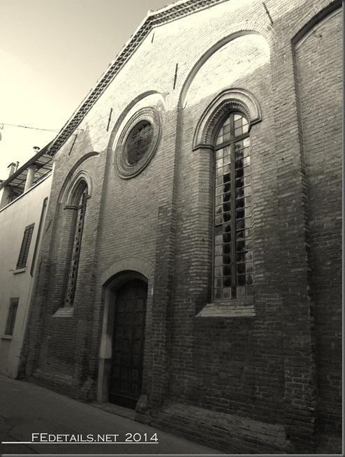Chiesa di San Pietro, Ferrara, Italy