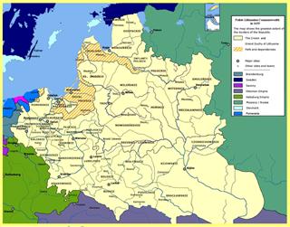 Mapa República Dos Naciones