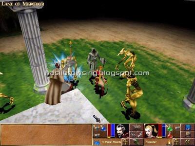 Darkstone screenshot 2