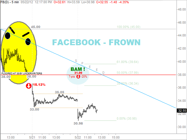Frown on Facebook Day-3