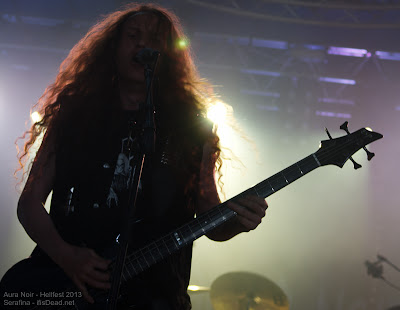 Aura Noir au Hellfest 2013