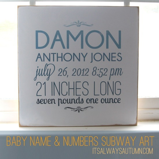 babynamesubwayart