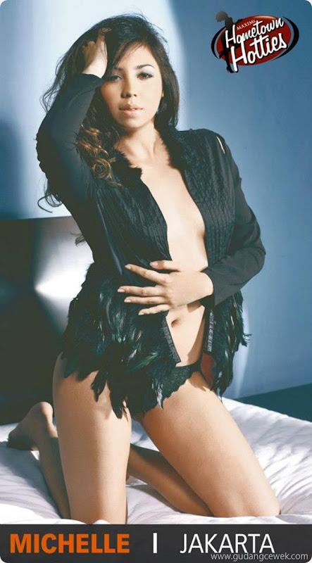 Model Maxim Hometown Hotties 2012 || gudangcewek.com