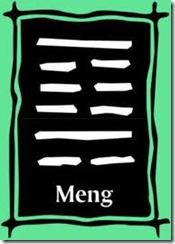 I Ching 4 Meng
